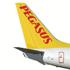 پگاسوس ایرلاینز Logo